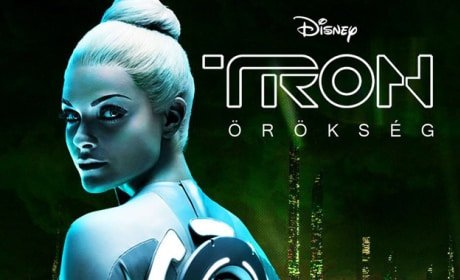 New Tron Legacy International Poster Features Jem
