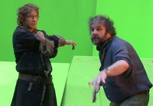 Peter Jackson on The Hobbit: The Desolation of Smaug Set