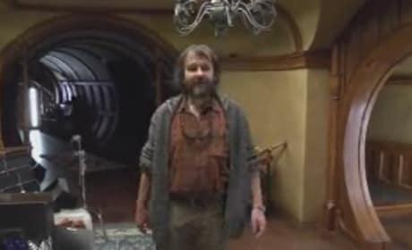 Hobbit News:  First Video Update from Director Peter Jackson