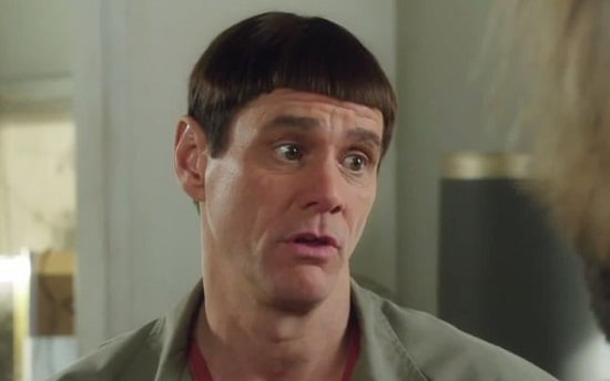 Dumb and Dumber To Jim Carrey As Lloyd Christmas