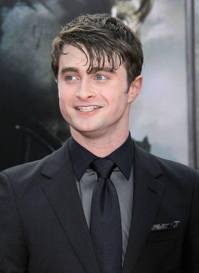 Daniel Radcliffe Red Carpet Pic