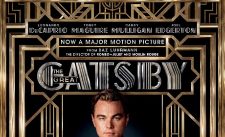The Great Gatsby Paperback Book