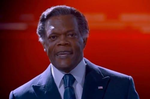 Samuel L. Jackson RoboCop
