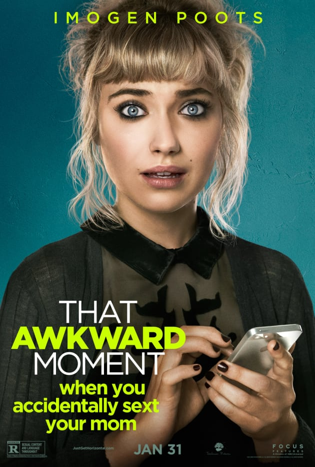 That Awkward Moment Imogen Poots Poster