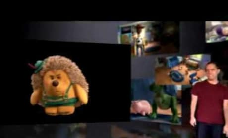 Toy Story 3 Sneak Peek Reveals Mr. Pricklepants