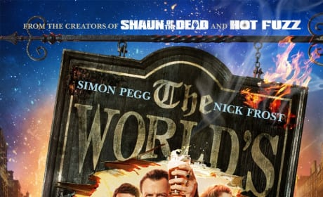 The World's End Gets Two New Posters