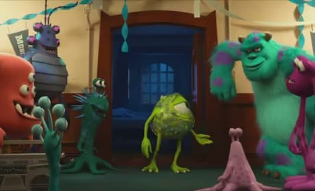 Monsters University Trailer: Your Favorite Monsters in College
