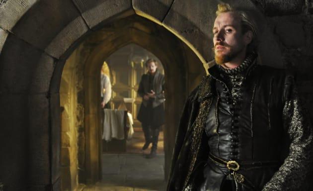 Rhys Ifans as Edward De Vere