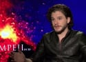 "Pompeii: Kit Harrington Says Epic Made Him ""Better"" on Game of Thrones"