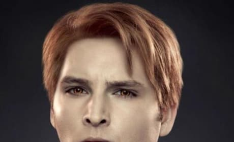 Carlisle Breaking Dawn Part 2