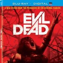 Evil Dead Blu-Ray
