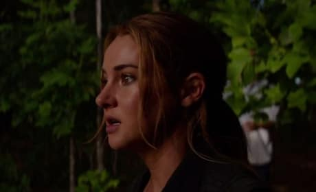 Insurgent Clip: Go Behind the Scenes with Shailene Woodley!