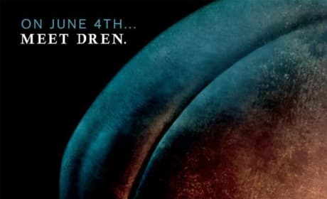Meet a Mutant on the Splice Teaser Poster