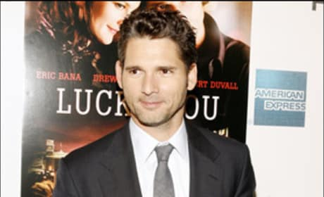 Eric Bana Touches on Star Trek Role