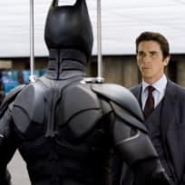 Eyeing the Bat Suit