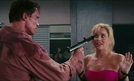 Total Recall Arnold Schwarzenegger Sharon Stone