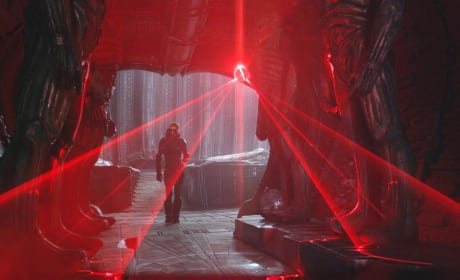 Prometheus Featurettes: 2 New Videos Take Us Inside The Making of the Film