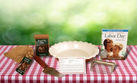 Labor Day Exclusive Giveaway: Win Blu-Ray & Peach Pie Kit!