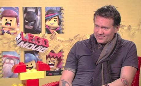 The LEGO Movie Animation Director Exclusive Interview