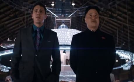The Interview Final Trailer: James Franco Meets Kim Jong-Un!