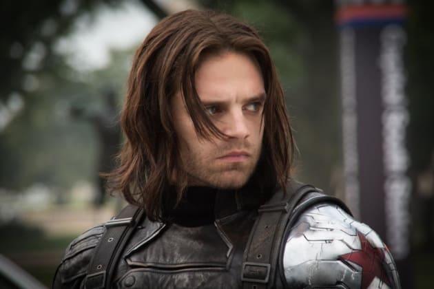 Sebastian Stan Captain America: The Winter Soldier