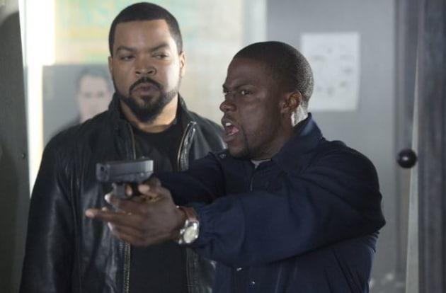 Ride Along Stars Kevin Hart Ice Cube
