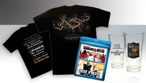 The World's End Prize Pack