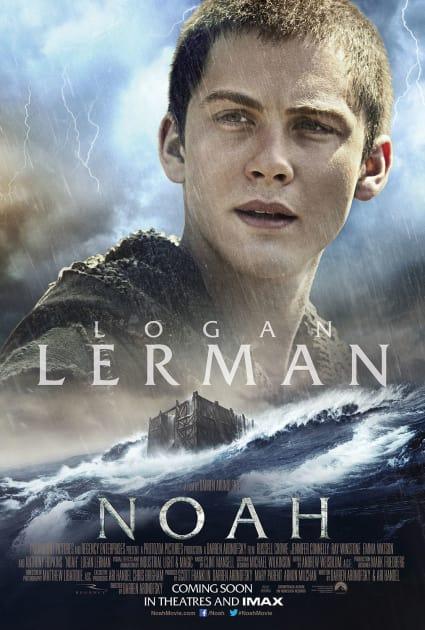 Logan Lerman is Ham