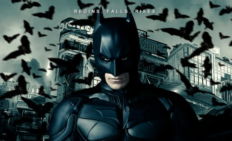 Dark Knight Rises Trailer Smashes Records