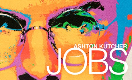 Jobs Exclusive Giveaway: Win Ashton Kutcher Signed Poster!