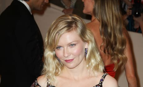 Spider-Man Actress Kirsten Dunst