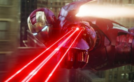 Iron Man in Action