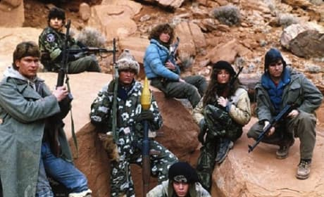 The Cast of Red Dawn