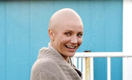 Cameron Diaz is Bald