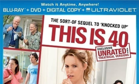 This Is 40 DVD Review: Aging as Comedy