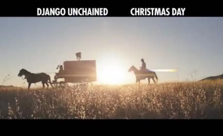 Django Unchained New TV Spot and Stills: Touch Your Guns, You Die