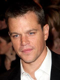 Matt Damon Picture