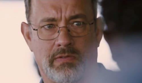 Tom Hanks is Captain Phillips