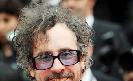 Tim Burton Photograph