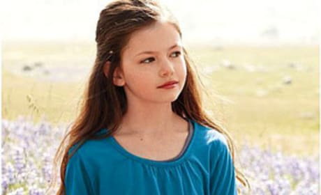 Breaking Dawn Kid Revealed: It's Renesmee!