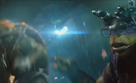 Teenage Mutant Ninja Turtles TV Spot: Ready for a Shell Shock?