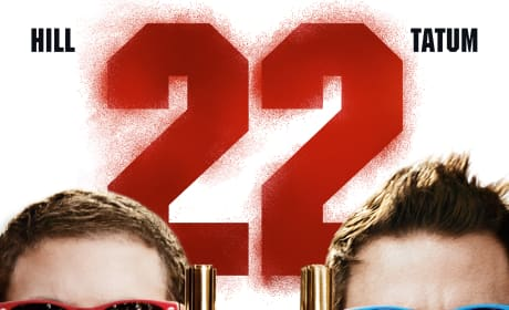 22 Jump Street Poster: Love the Shades!
