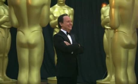 Billy Crystal Hosting Oscars