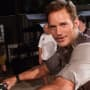Jurassic World Chris Pratt Set Photo