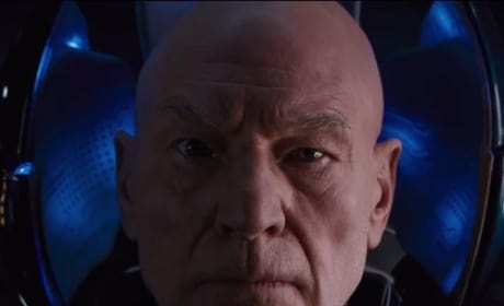 Patrick Stewart X-Men: Days of Future Past