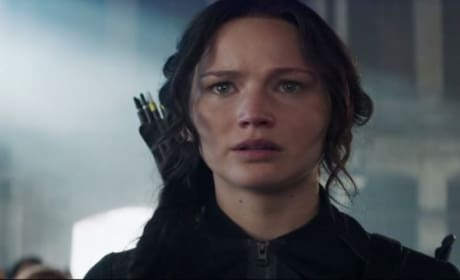 Mockingjay Part 1 Trailer: You Are Going to Want to Witness This