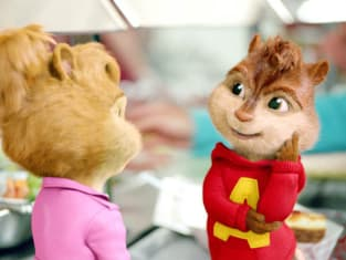 Alvin Chats with Brittany
