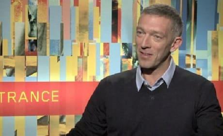 "Trance: Vincent Cassel Says Working Globally Means ""Freedom"""