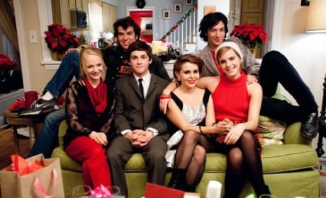 The Cast of The Perks of Being a Wallflower
