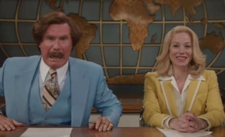 Anchorman 2 Gag Reel: Does This Feel Like A...